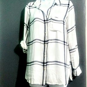 Old Navy plaid shirt